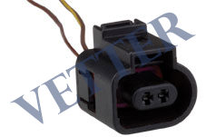 CHICOTE 2 VIAS  VW  DETONACAO GOL    INTERRUPTOR LUZ DE RE   COMPRESSOR AR CONDICIONADO  FOX