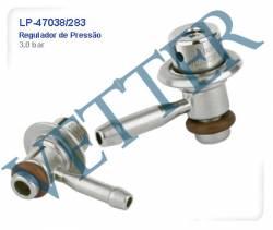 REGULADOR DE PRESSÃO FIAT - DOBLO/BRAVA/STILO 1.6/1.8 8V/16V