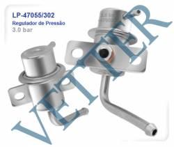 REGULADOR DE PRESSÃO MITSUBISHI PAJERO TR4 2.0 16V 3.0 BAR - 195300-4130