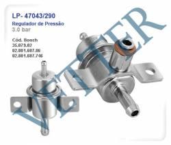 REGULADOR DE PRESSÃO VOLVO - 850 2.5 - 3.0 BAR 3507902 0280160786 / 746