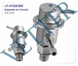 REGULADOR DE PRESSÃO REGULADOR 3.0 BAR TOYOTA HILUX 6CC GAS 97>99 CAMRY 6CC GAS 99...