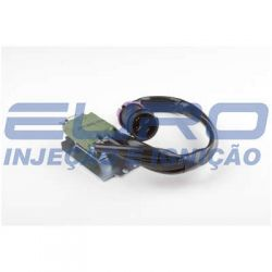 RESISTENCIA ELETROVENTILADOR VW SANTANA / FORD VERSAILLES - 81008