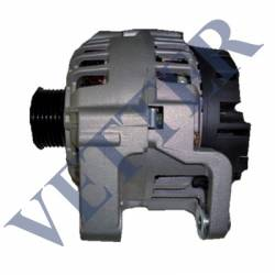 ALTERNADOR GM - VECTRA 100A