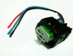 Chicote Para Sensor De Pressão Do Óleo Câmbio Dualogic / I-Motion
