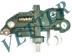 REGULADOR VOLTAGEM GM FIAT FORD HONDA 90 AL 120AL F000RS0102