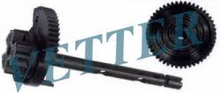 Engrenagem Do Corpo Da Borboleta Fiat 1.8 16v Dsc2352