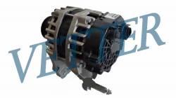 ALTERNADOR VW - GOL / VOYAGE / SAVEIRO G5 65A S/ AR CONDICIONADO - TG6S011