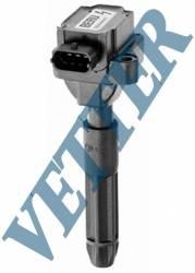 BOBINA DE IGNIÇÃO MERCEDES - C180 / C200 KOMPRESSOR / C230 KOMPRESSOR - A0001501780 / 0040100041 - ZS041