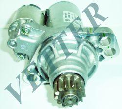 Motor De Partida Vw Gol G6 Saveiro Voyage Up 2015 02m911021r