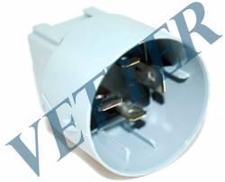 RELE ELETRONICO CITROEN - ELETROVENTILADOR C3 6555VL - 12V 45A - 03652
