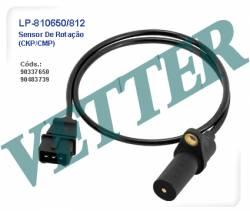 SENSOR DE ROTAÇÃO GM - CORSA 1.0 1.6 16V MPFi / TIGRA 16.V MPFi - 90337650 / 90483739