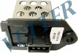 RESISTENCIA ELETROVENTILADOR CITROEN - PICASSO 1.6 16V - 9641212480