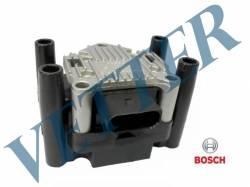 BOBINA DE IGNIÇÃO VW - GOL POWER / GOLF / KOMBI 1.4 032905106B / 032905106D - F000ZS0210