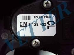 SENSOR DE PEDAL GM - MONTANA - 9129423