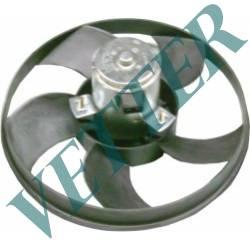 MOTOR DE VENTILADOR - VW / FORD - GOL PARATI LOGUS POINTER 1.6 1.8 2.0 S/AR  /  ESCORT VERONA 1.8 S/AR