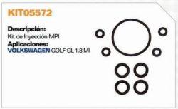 KIT TBI VOLKSWAGEN GOLF 1.8 (VERSAO MAXICO)01/01/96A31/07/98
