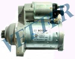MOTOR DE PARTIDA VW  AUDI  -  GOLF / A3  5U0911023 F000CD0800