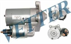 MOTOR DE PARTIDA RENAULT CLIO / LOGAN / SANDERO 1.6 - 8200266777B / FS10B3