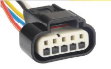 Chicote Injeção Eletrônica VT758