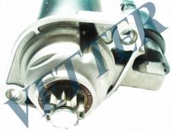 MOTOR DE PARTIDA VW / AUDI - GOLF / BORA / A3 - BOSCH SUBSTITUI 02A911023L / 0001121008