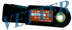SENSOR MAP CITROEN PICASSO 1.6 16V/2.0 16V - 9639418980 / 0261230058
