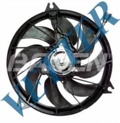MOTOR DE VENTILADOR PEUGEOT - 206 C/AR C/SUPORTE 125683