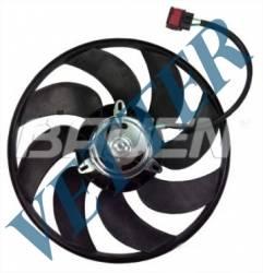 MOTOR DE VENTILADOR PEUGEOT 206 C/AR - 9643386780 / 9685939180 / 5000802