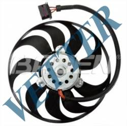 MOTOR DE VENTILADOR VW AUDI - POLO/FOX/GOLF/A3  C/AR