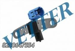SENSOR DE ROTAÇÃO RENAULT CLIO 1.0 8V / 16V / 1.6 8V - 8200647554
